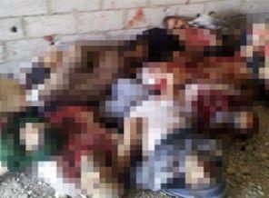 Esedden Şama Saldırı: 50 Ölü!