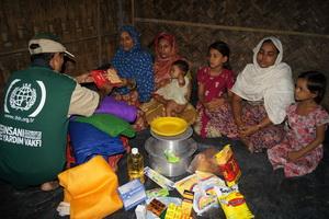İHH, Arakan'a Yardımın Kapsamını Genişletiyor