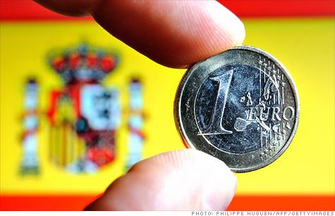 İspanya Ekonomik Darboğaza Girdi