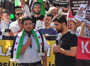 Beyazıt'tan Halep Direnişine Bin Selam!