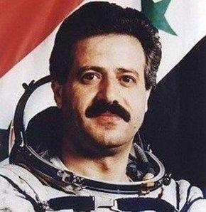 Suriyenin İlk Astronotu Hür Ordu Saflarında