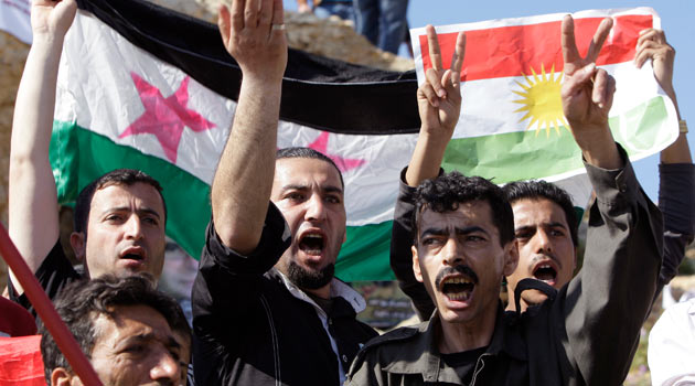 Suriyede İslami Gruplardan Ortak Bildiri