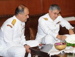 """""""Adi Başbakan"""" Dedirten Amirale Terfi"""