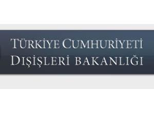 Türkiyeden İsraile Sert Kınama