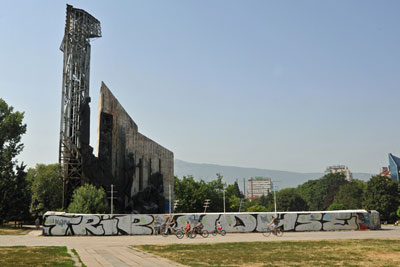 Komünist Anıt Hurdacıda Kaç Para Etti?