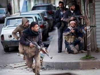 Suriyede Kim Nereyi Kontrol Ediyor?