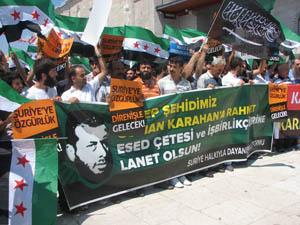 Suriye Şehidimiz Osman Karahan Uğurlandı