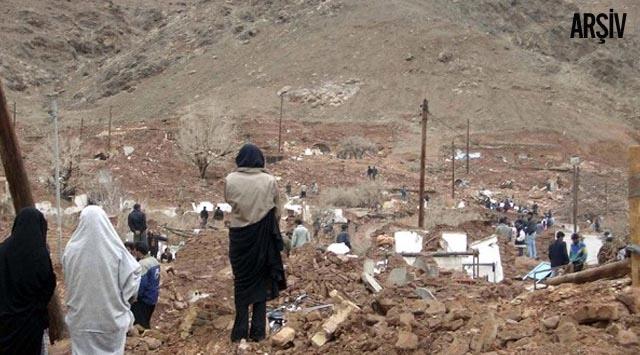 İranı 11 Dakika Arayla İki Deprem Vurdu