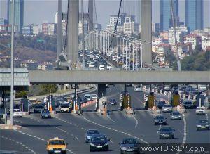 Köprü ve Otoyollar Koç-Ülker-UEM'in