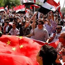 Suriye Çinin Kapısında