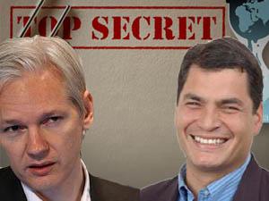 Ekvadordan Assangea Sığınma Hakkı