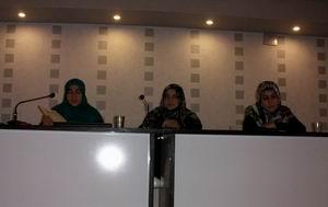 Özgür-Der Van Şubesinde Kadir Gecesi Programı
