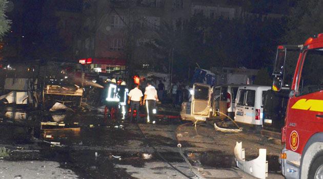 Gaziantep Katliamının Faili Belirlendi
