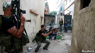 Lübnanda Çatışma: 3 Ölü, 25 Yaralı