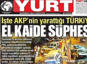 Ulusalcılar, Antep Olayını El-Kadieye Yıkıyor