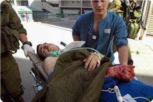 2 Siyonist Gaspçı Saldırıda Yaralandı