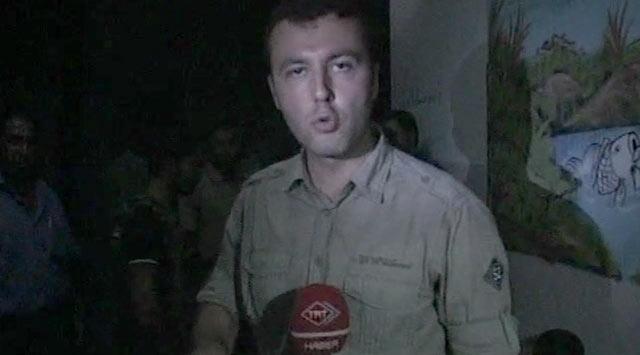 TRT Muhabirleri Türkiyeye Döndü