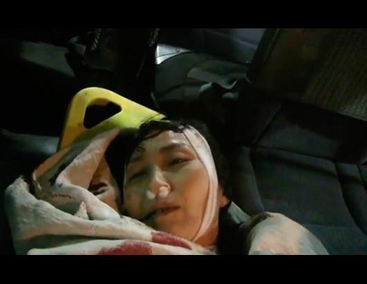 Suriye'de Öldürülen Gazetecinin Objektifinden