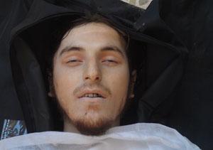 Halep'te bir Çeçen Şehid Düştü