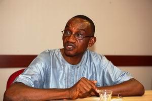 Sierra Leoneli Musa Bangura İHH'yı Ziyaret Etti