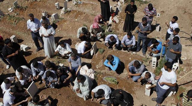 Daraya'da 200'den Fazla Müslüman Katledildi