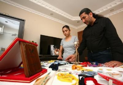 Nuran Ünal: Kocam Ekmek Parası İçin Gitti