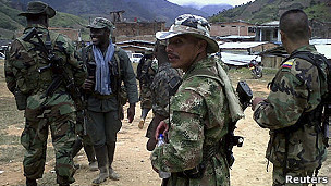 Kolombiya Hükümeti Farc İle Anlaştı