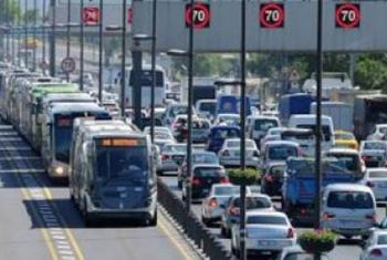 İşte Trafik Çilesinin Nedeni