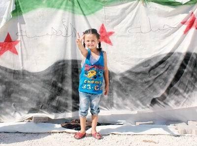 Hatay Halkı Sığınmacılara Sahip Çıkıyor