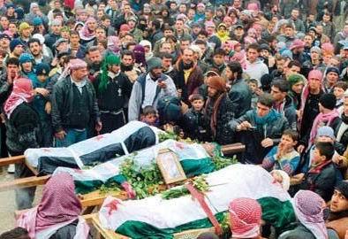 Suriye'de 114 Kişi Daha Katledildi! (VİDEO)