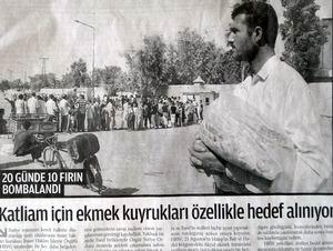 HRW: Esed, Ekmek Fırınlarını Hedef Alıyor