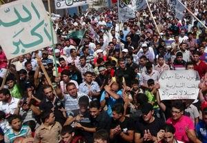 Katliamlara Rağmen Suriye Halkı Sokaklardaydı!