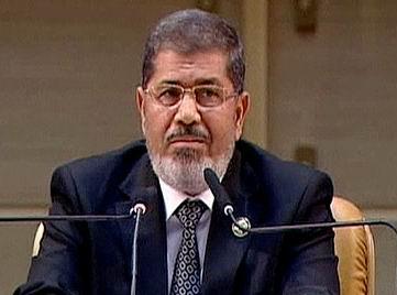 Mursi: İsrailden Bugün Ateşkes Bekliyorum