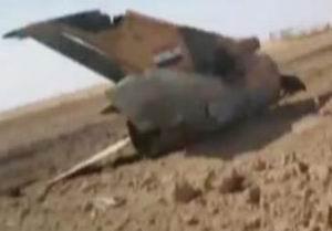 Suriyeli Direnişçiler Bir Uçak Daha Düşürdü