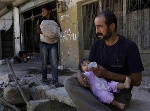 Suriye Halkı Acil Yardım Bekliyor!