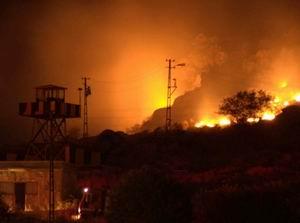 Patlamada 25 Asker Hayatını Kaybetti
