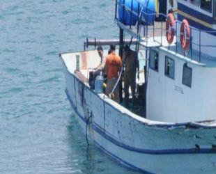 Rusya'da Balıkçı Gemisi Battı: 54 Ölü