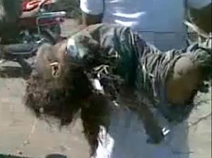 Deyr uz Zor'da Çocukları Bombaladılar