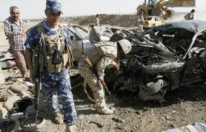 Iraktaki Saldırılarda Ölü Sayısı 100ü Geçti
