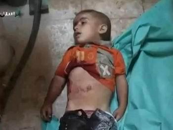 172 Kişinin Katledildiği Suriye'yi Böyle Bombalıyorlar