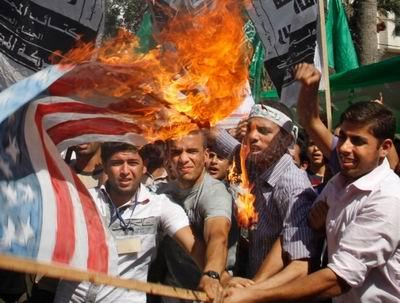 Filistin Halkı Peygamberimiz İçin Ayaktaydı