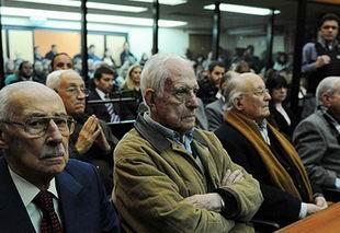 Arjantinde Sıra İşkencecilerde!