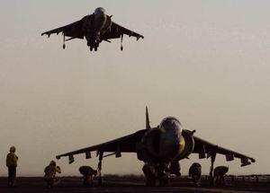 Koalisyon Uçakları IŞİD Hedeflerini Bombalandı