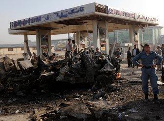 Afganistan'da Yabancılara Bomba: 12 Ölü