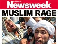Newsweekten Hakaret İçeren Kapak