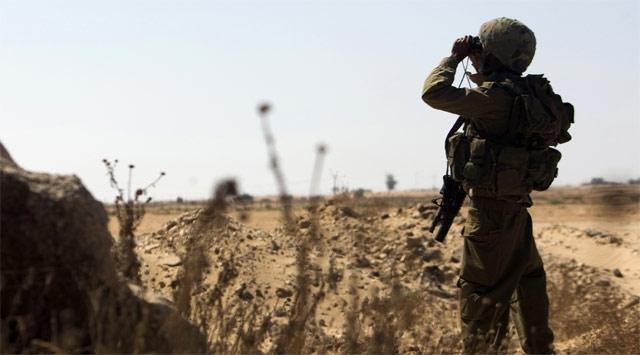 İsrail-Mısır Sınırında Çatışma