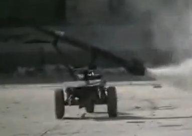 Direnişçiler Kendi Roket Sistemlerini Üretti