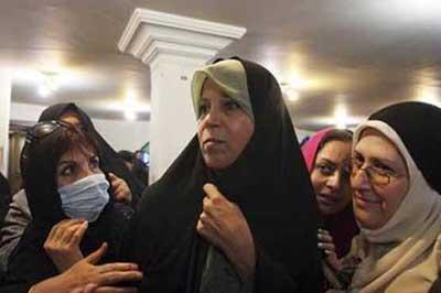 Haşimi Rafsancani'nin Kızına 6 Ay Hapis