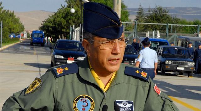 Tümgeneral Atilla Özler Tutuklandı