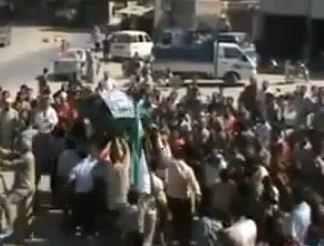 Salı Günü 183 Suriyeli Katledildi (Video)